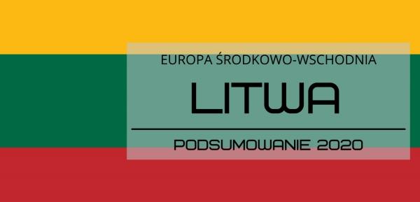 Podsumowanie 2020 roku. Litwa