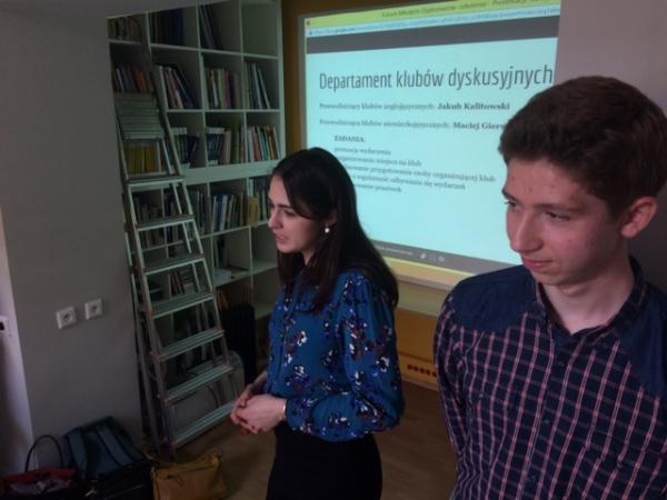 Spotkanie inicjacyjne nowych Członków FMD w PR Warszawa