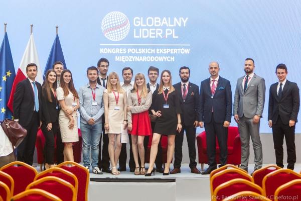 Forum Młodych Dyplomatów na Konferencji Globalny Lider