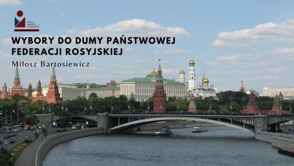 Wybory do Dumy Państwowej  Federacji Rosyjskiej