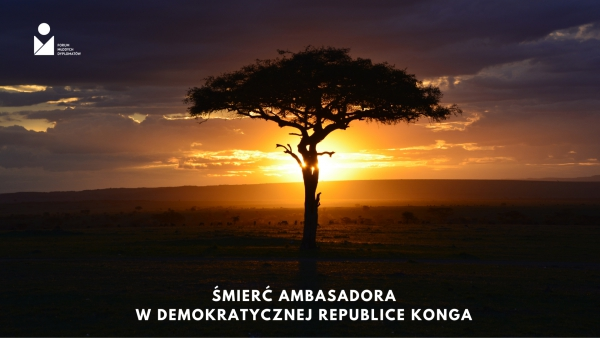 Śmierć ambasadora w Demokratycznej Republice Konga