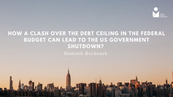 How a clash over the debt ceiling in the federal budget can lead to the US government shutdown?