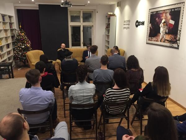 Klub Dyskusyjny FMD Kraków: Areny bliskowschodniej zimnej wojny – Jemen