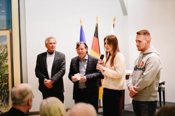 """Projekt """"Jugendbegegung 2019"""" - relacja uczestniczki z ramienia FMD"""